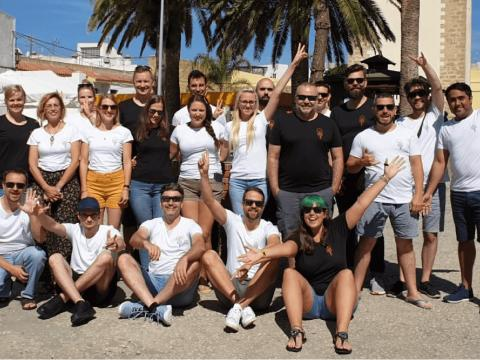 1xTeam in Conil