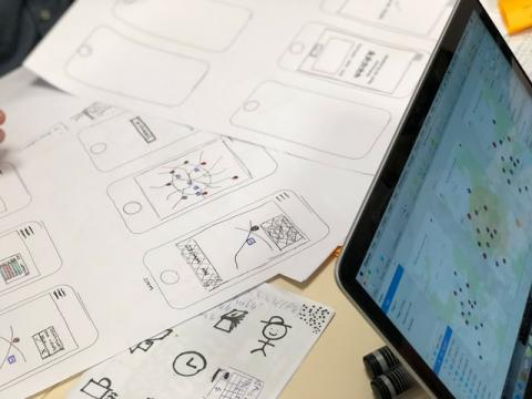 Ux and experience design