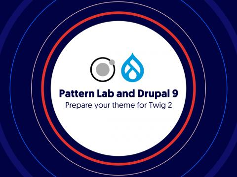 Pattern Lab and Drupal 9
