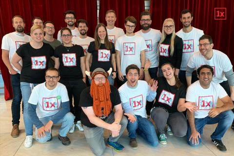 Team 1xINTERNET at DrupalCon Amsterdam 2019