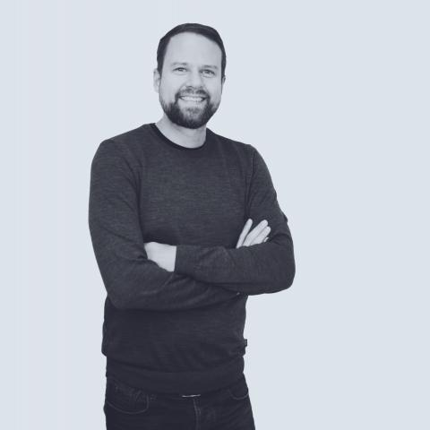 Stefan Weber, CTO and Managing Director
